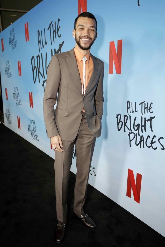 """Netflix Premiere of """"All the Bright Places"""""""