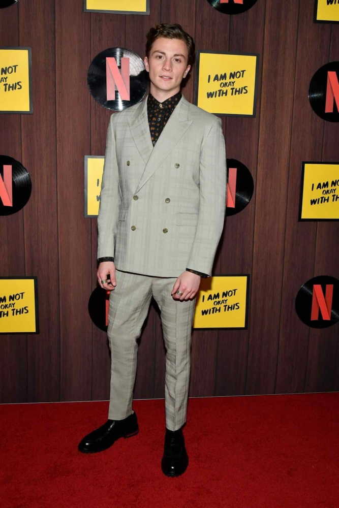 Premiere Of Netflix's I Am Not Okay With This In Los Angeles, CA