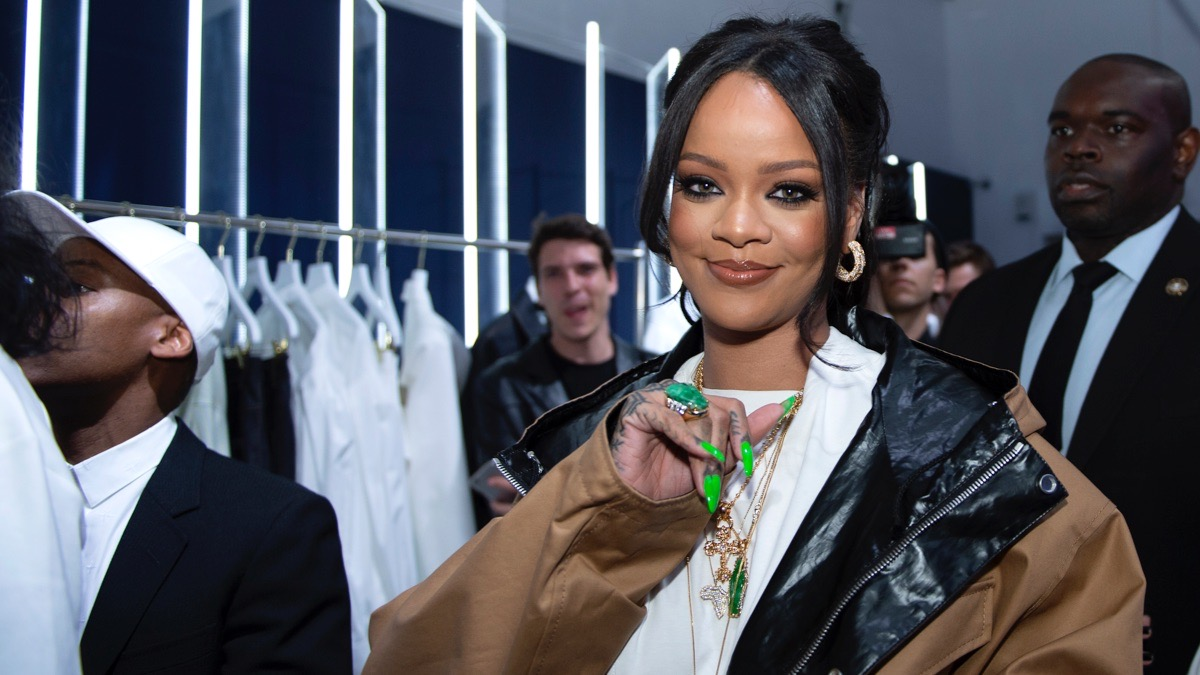Rihanna Fenty Exclusive Preview
