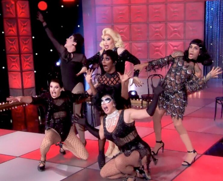 RuPaul's Drag Race Season 12, Episode 2
