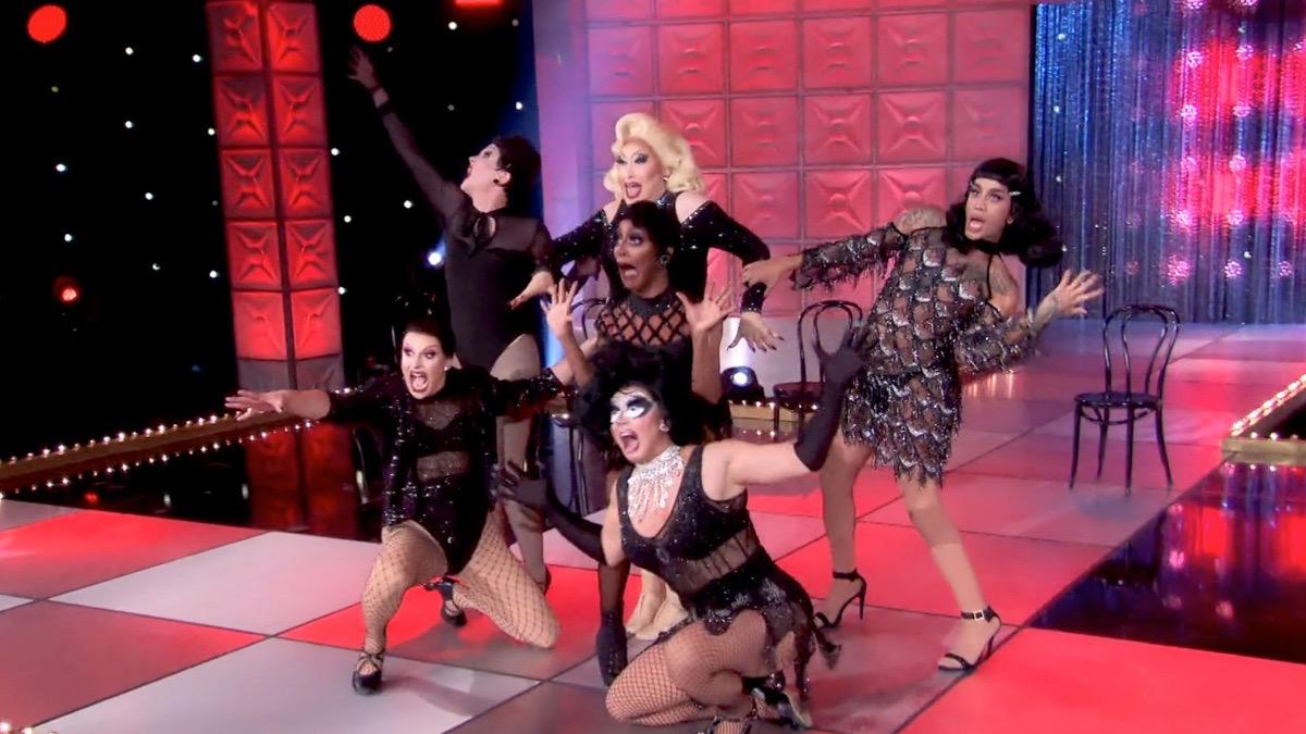 RuPaul's Drag Race Season 12, Episode 2