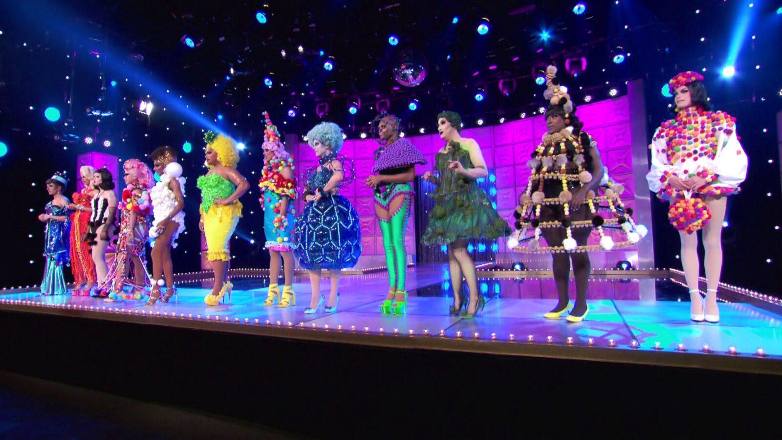 RuPaul's Drag Race Season 12 – Episode 4