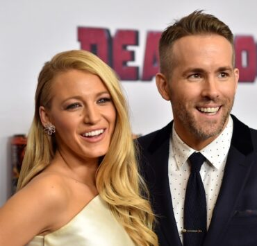 "Blake Lively and Ryan Reynolds ""Deadpool"" Fan Event"
