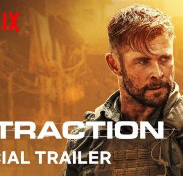 Chris Hemsworth Extraction