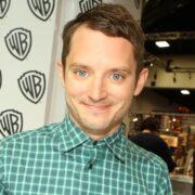 Elijah Wood Warner Bros. At Comic-Con International 2014