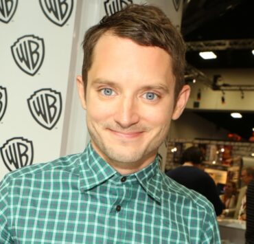 Elijah Wood Warner Bros. At Comic-Con International 2014