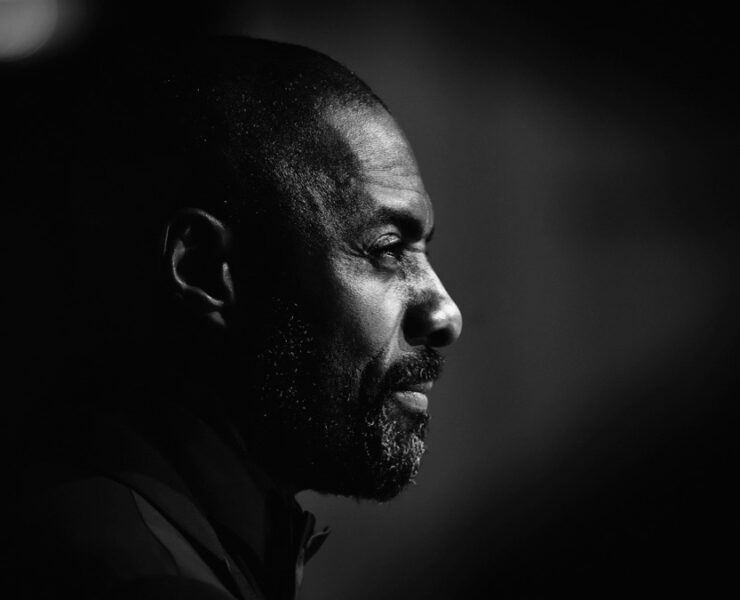 Idris Elba at the EE British Academy Film Awards - Alternative View