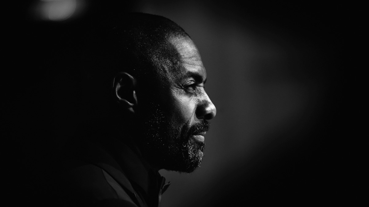 Idris Elba at the EE British Academy Film Awards - Alternative View
