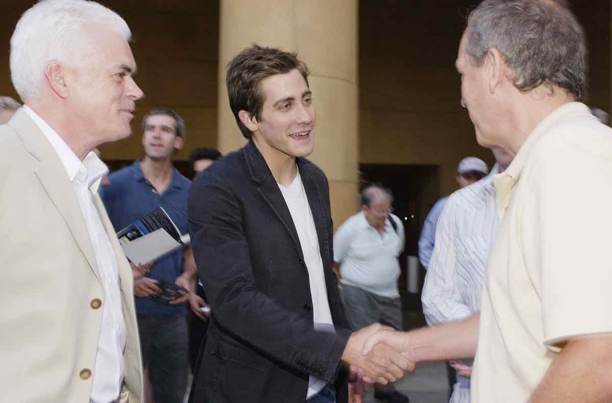 Jake Gyllenhaal CA: LA Premiere Of Newmarket Films Release Donnie Darko - The Directors Cut (Arrivals)