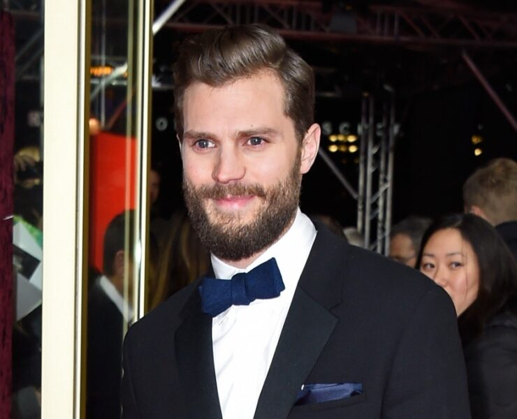 Jamie Dornan 'Fifty Shades of Grey' Premiere - 65th Berlinale International Film Festival