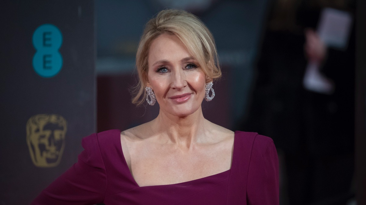 JK Rowling Launches 'Harry Potter at Home' Hub to Keep Kids Entertained While in Quarantine