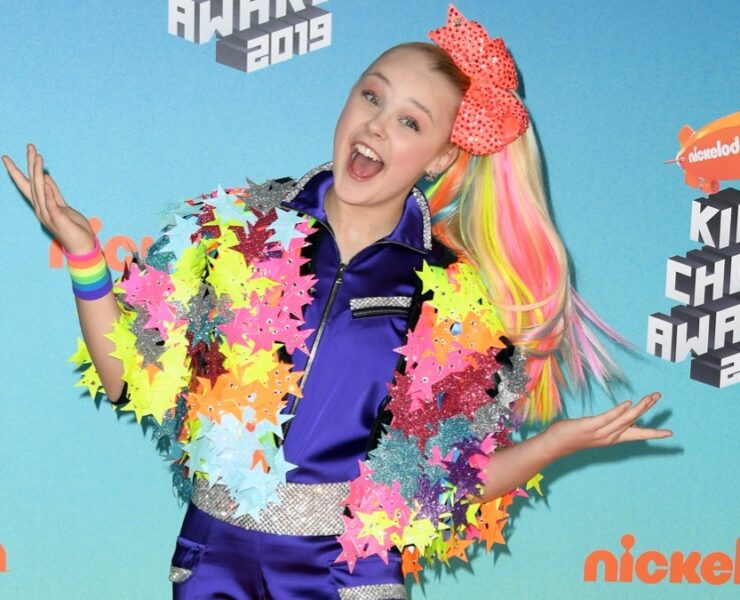 JoJo Siwa Nickelodeon's 2019 Kids' Choice Awards - Arrivals