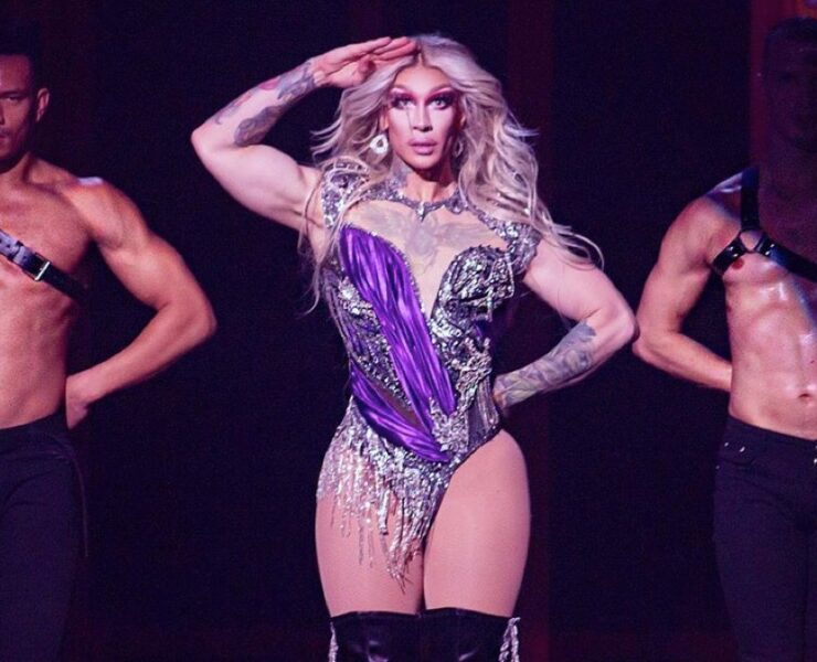 RuPaul's Drag Race season 10 stunner Kameron Michaels