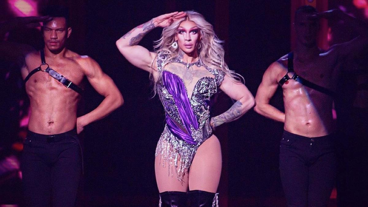 RuPaul's Drag Race season 10 stunner Kameron Michaels