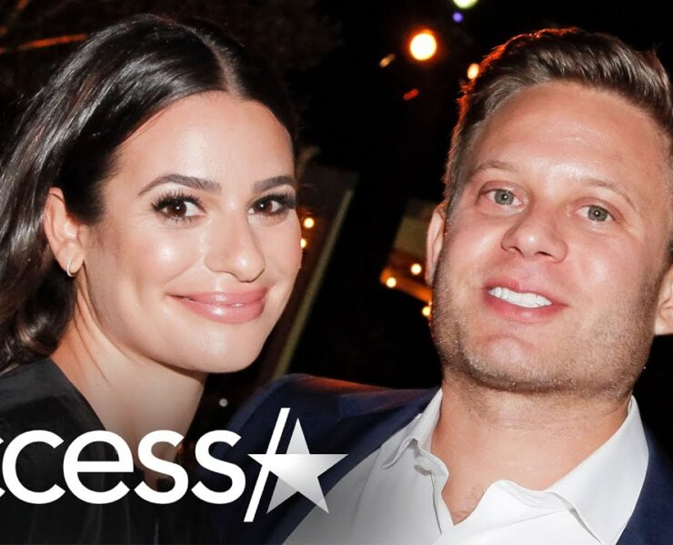 Lea Michele Is Pregnant With Her First Child 1