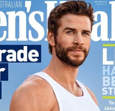 Liam Hemsworth Men's Health