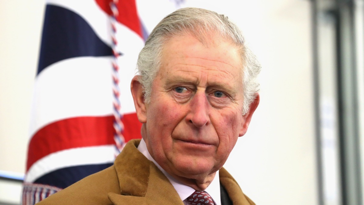 Prince Charles Shares Message About Coronavirus Diagnosis — WATCH