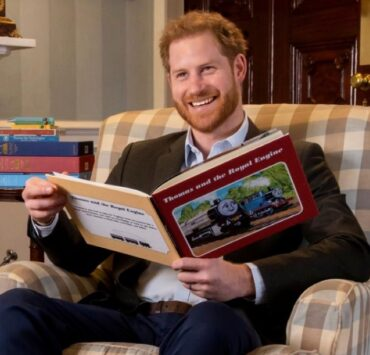 Prince Harry Records Special 75th Anniversary 'Thomas & Friends' Episode