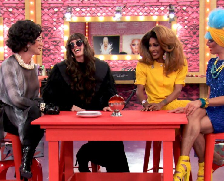 RuPaul's Drag Race Episode 8 - Droop