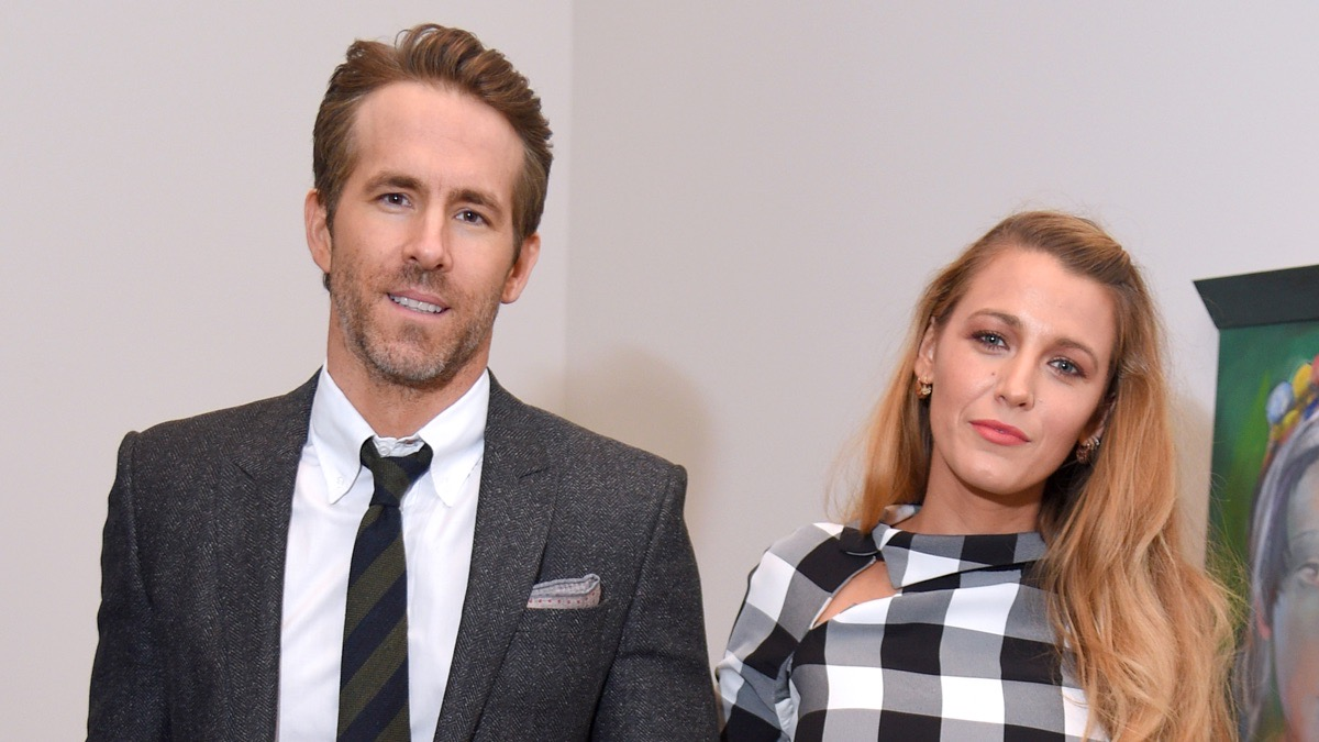 Ryan Reynolds Reveals if He Watched Wife Blake Lively on Gossip Girl