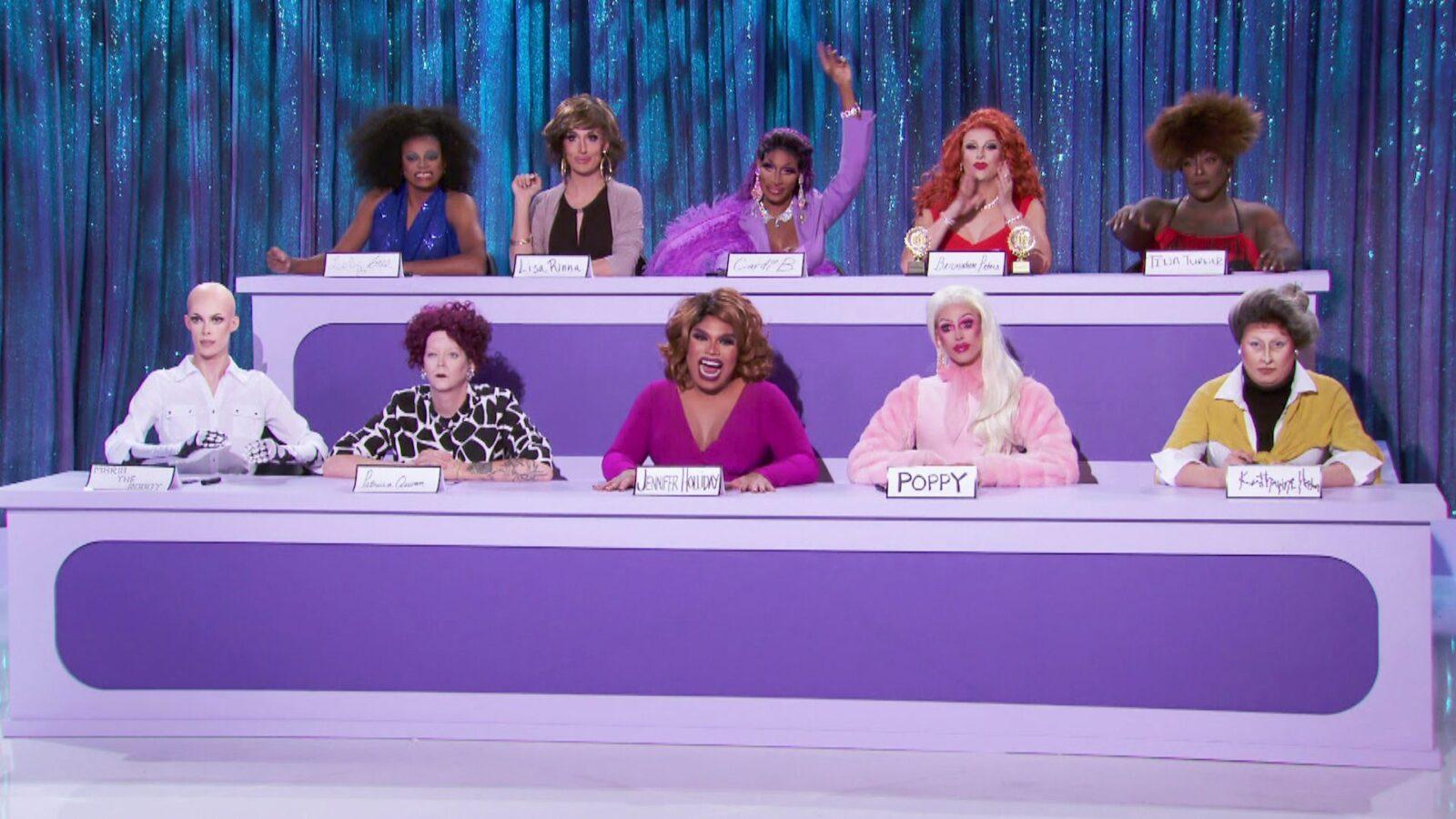 RuPaul's Drag Race Season 12 – It's Snatch Game time