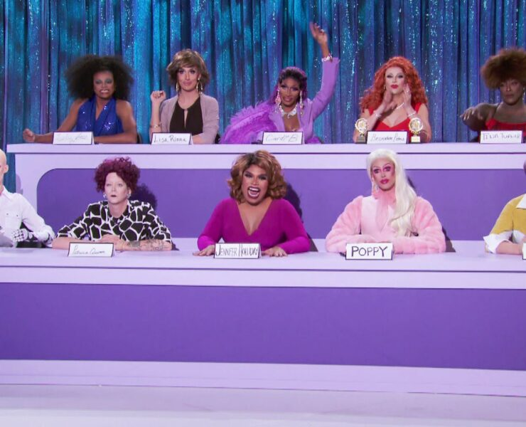 RuPaul's Drag Race Season 12 – It's Snatch Game time