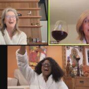 Meryl Streep, Christine Baranski, Audra McDonald
