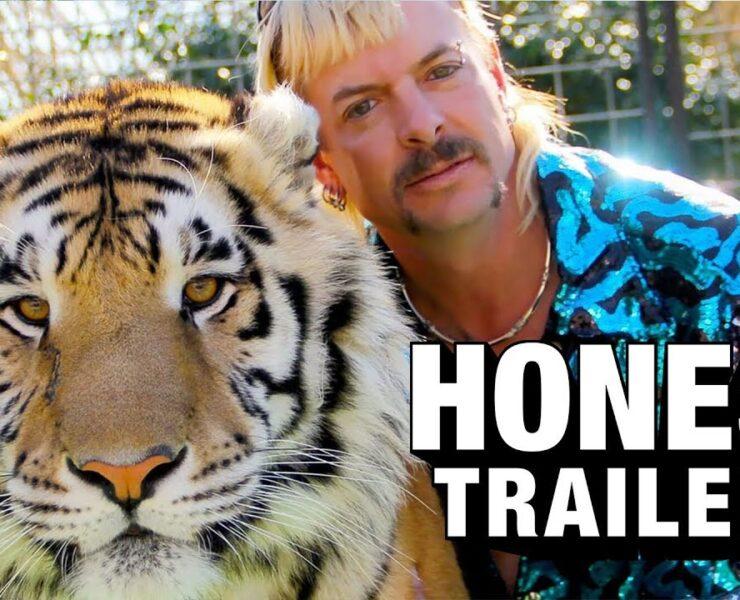 Honest Trailers — 'Tiger King'