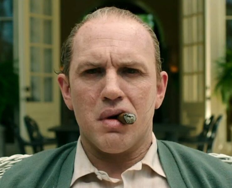 Tom Hardy as Al Capone
