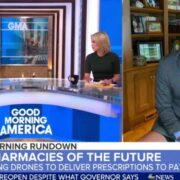 Will Reeve Goes Pantless on Good Morning America Segment