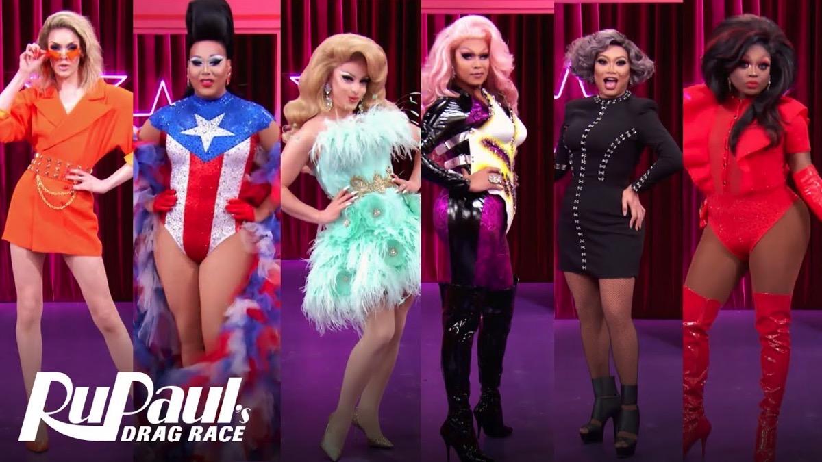 RuPauls Drag Race All-Stars Season 5