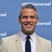 Andy Cohen at NBCUniversal 2016 Upfront Presentation