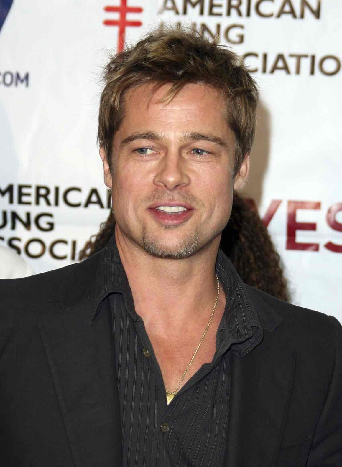 Brad Pitt Campaigns For Yes On CA Prop. 87