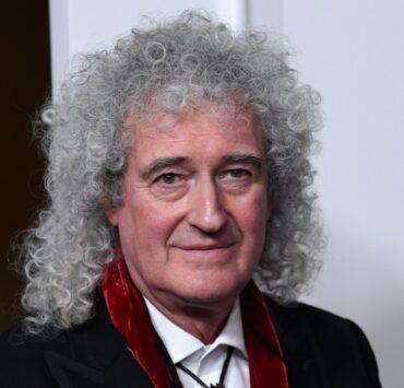 Brian May at the 76th Annual Golden Globe Awards - Press Room