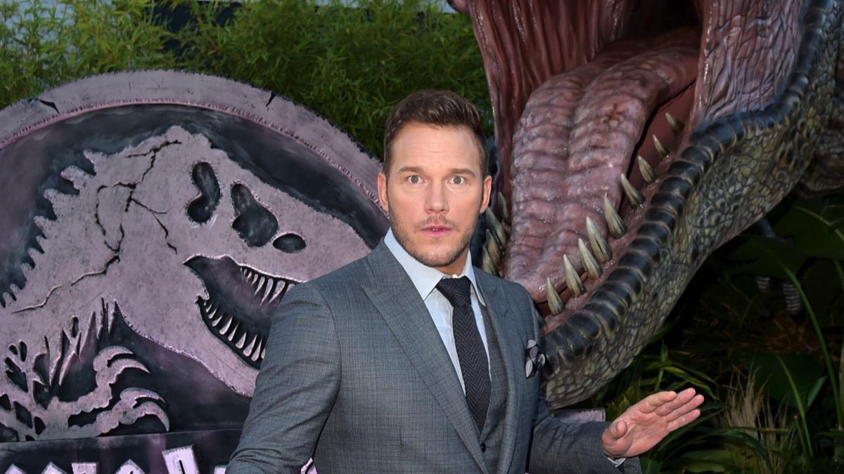 "Chris Pratt Premiere Of Universal Pictures And Amblin Entertainment's ""Jurassic World: Fallen Kingdom"" - Red Carpet"