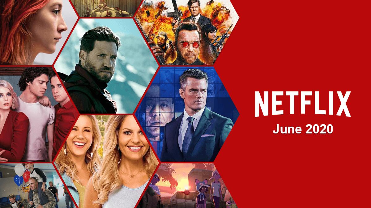 Netflix June 2020