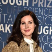 Lana Del Rey at the 2019 Breakthrough Prize - Red Carpet