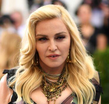 "Madonna ""Rei Kawakubo/Comme des Garcons: Art Of The In-Between"" Costume Institute Gala - Arrivals"