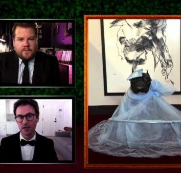 James Corden's Pet Gala