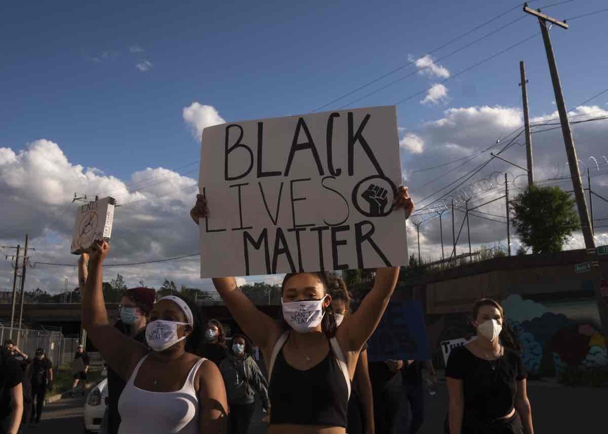Black Lives Matter Protests Continue Around Detroit