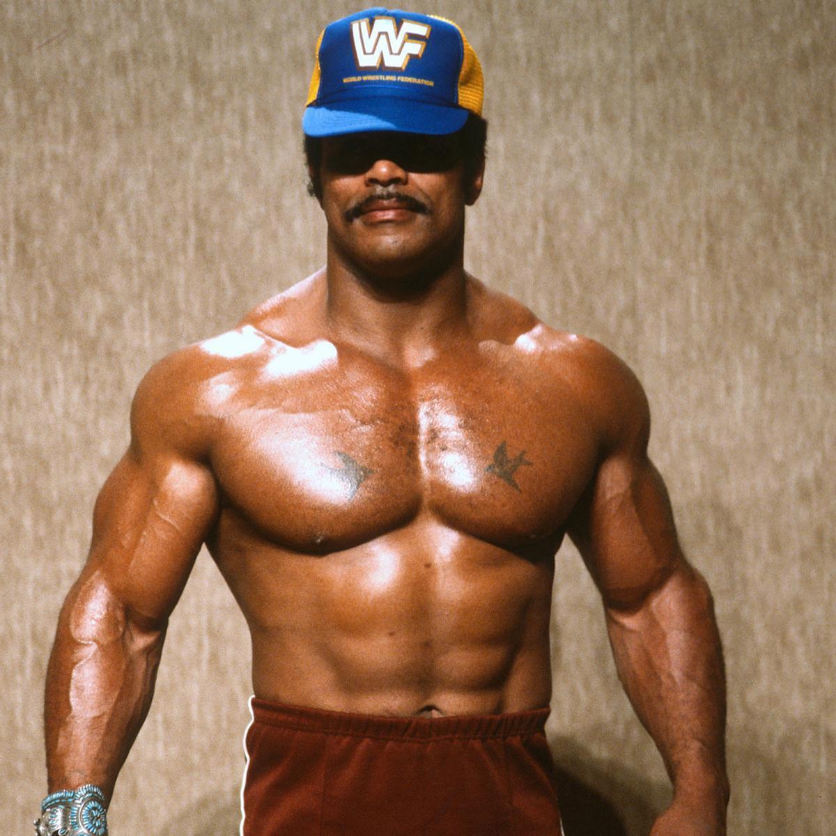 """Rocky """"Soul Man"""" Johnson, Rocky Johnson"""