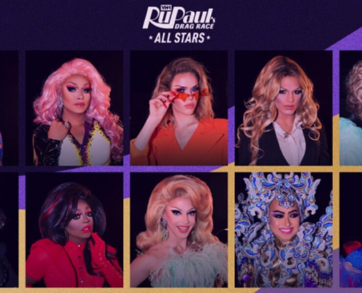 RuPaul's Drag Race Season 5 All-Stars