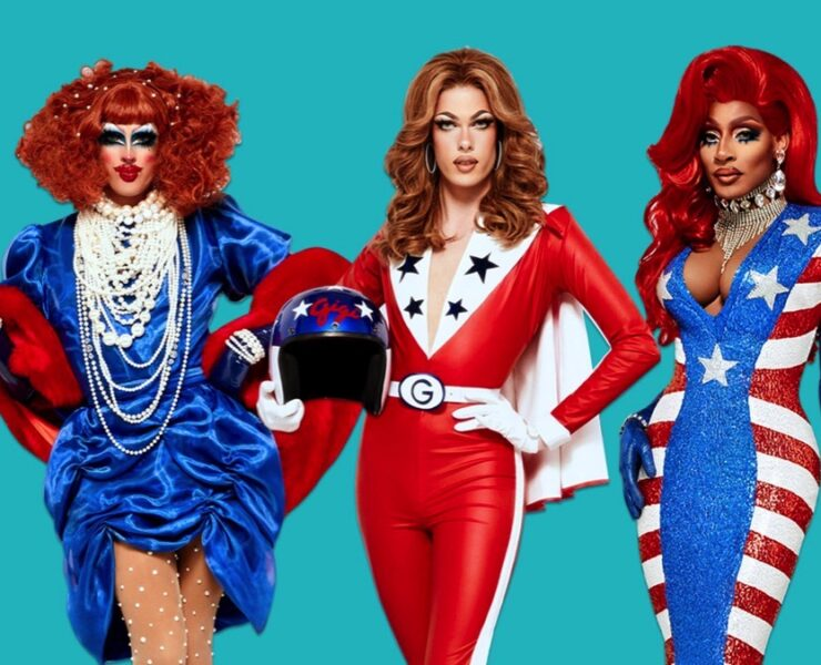 RuPauls's Drag Race Season 12 Final Three