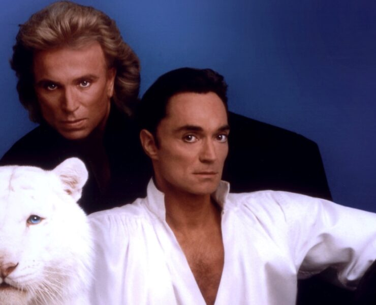 Magicians Of The Century Siegfried & Roy