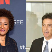 Wanda Sykes and Scott Baio