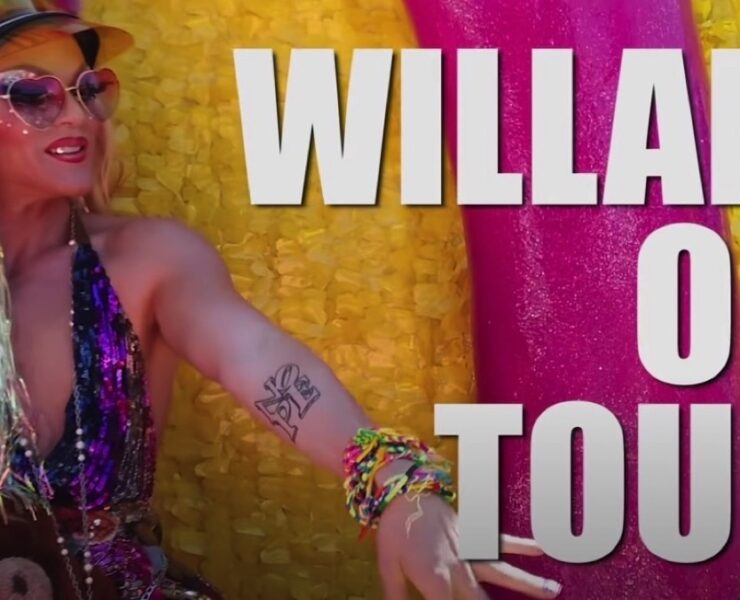 Willam on Tour