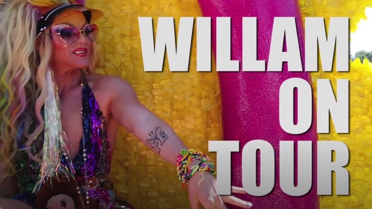 Willam on Tour