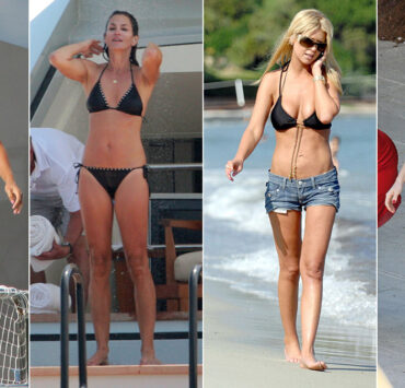 Celebrity Bikini Photo Roundup: 2007-2008