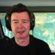 Rick Astley Covers Foo Fighters