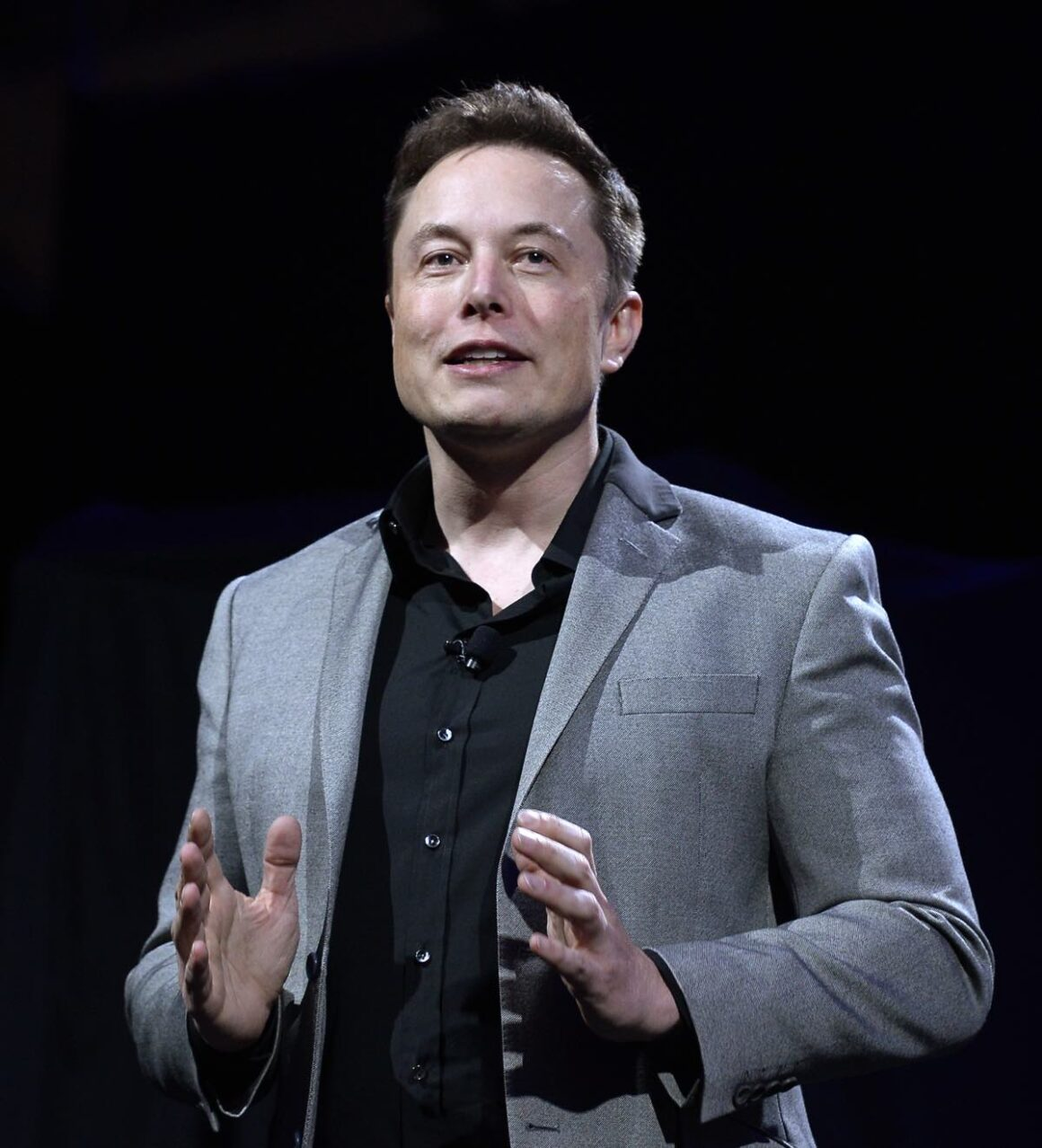 Elon Musk Tesla Unveils New Battery System